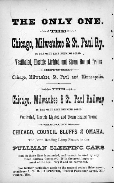 1890 City Directory pt  1