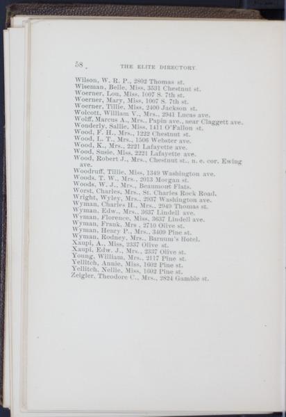 1877 City Directory